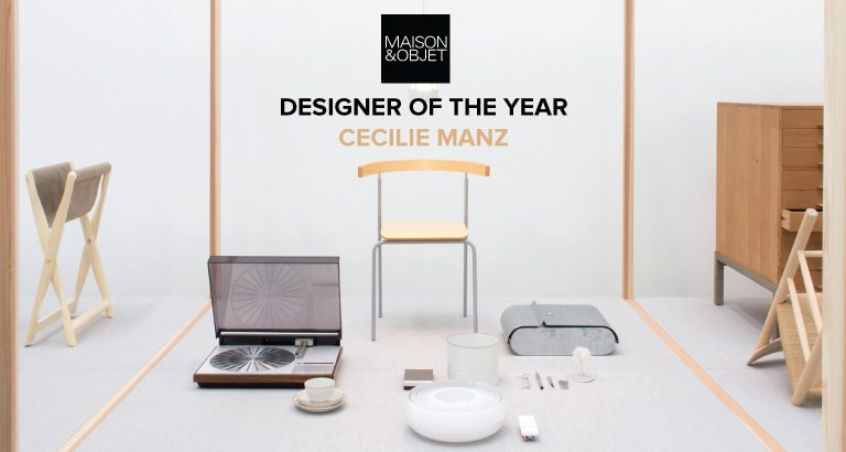 Time to Meet Maison & Objet 2018 Designer of the Year- Cecilie Manz designer of the year Time to Meet Maison & Objet 2018 Designer of the Year: Cecilie Manz Time to Meet Maison Objet 2018 Designer of the Year Cecilie Manz feat 768x410