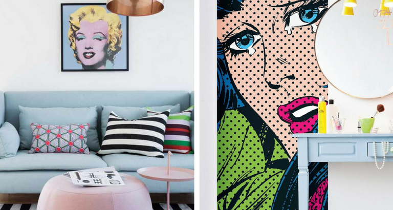 Our Thoughts on Pop Art Decor and Why Don't You Have it Yet-_feat