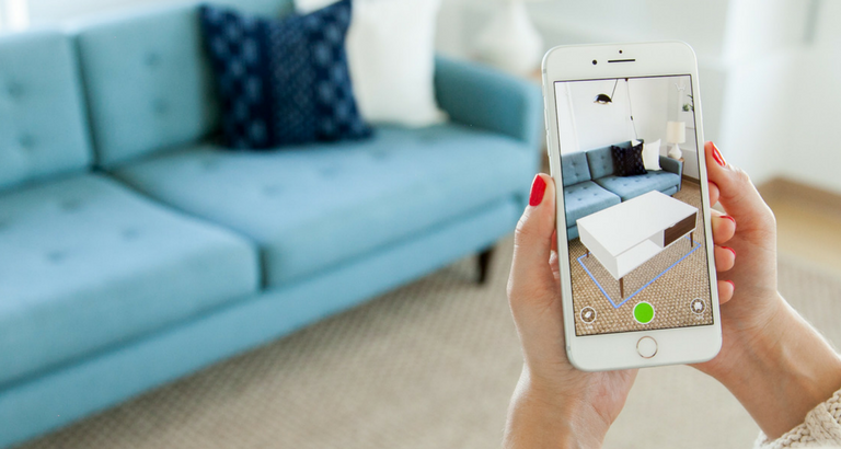 Augmented Reality Essential Home Mid Century Furniture