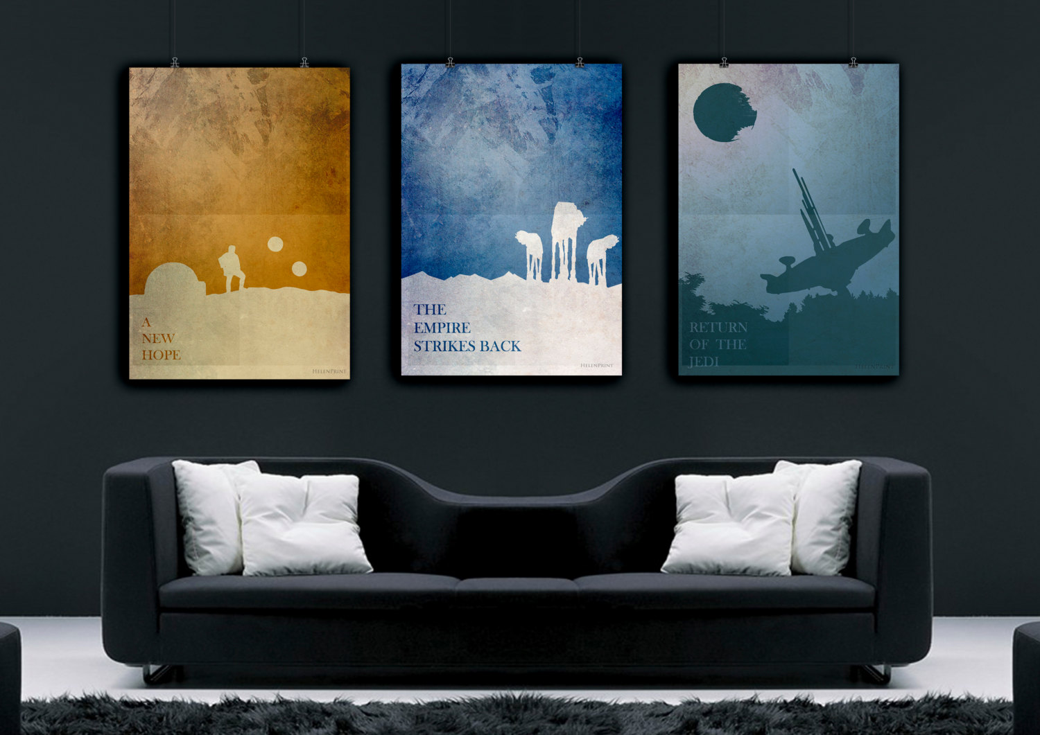 star wars home decor 10 Star Wars Home Decor Ideas So You're Not the Last to Join the Hype star wars home decor