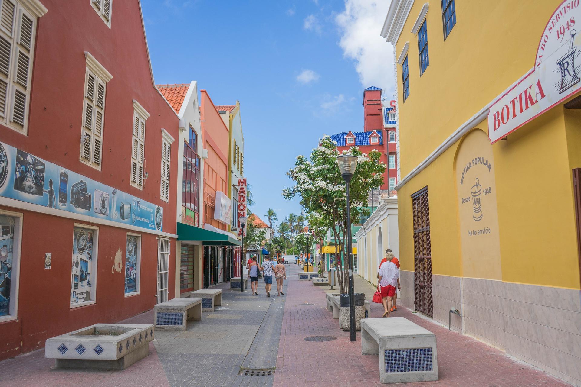 Curação, Caribbean