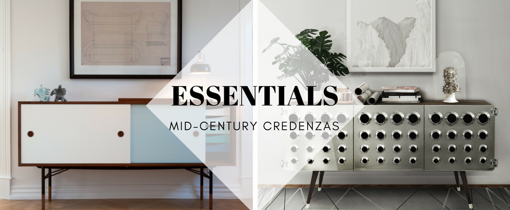 Home Decor Essentials 8 Mid-Century Credenzas You Need to Get Today_1