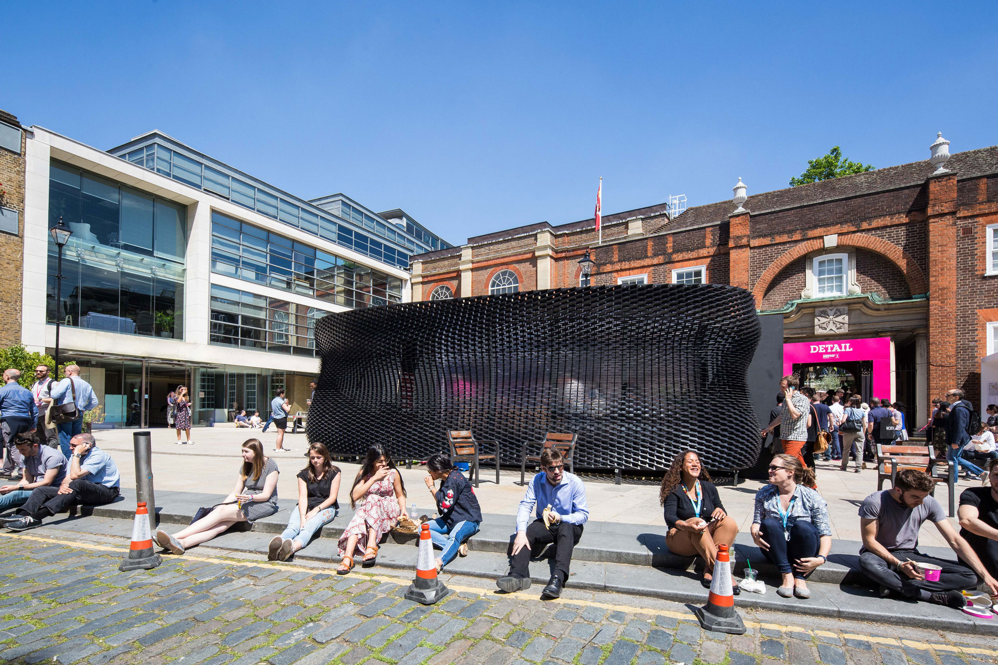 Clerkenwell Design Week- The Best Tips to Fully Enjoy It!_1 clerkenwell design week Clerkenwell Design Week: The Best Tips to Fully Enjoy It! Clerkenwell Design Week The Best Tips to Fully Enjoy It 2