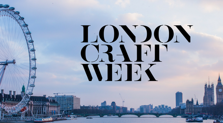 Have You Heard- London Craft Week Is About to Begin_feat