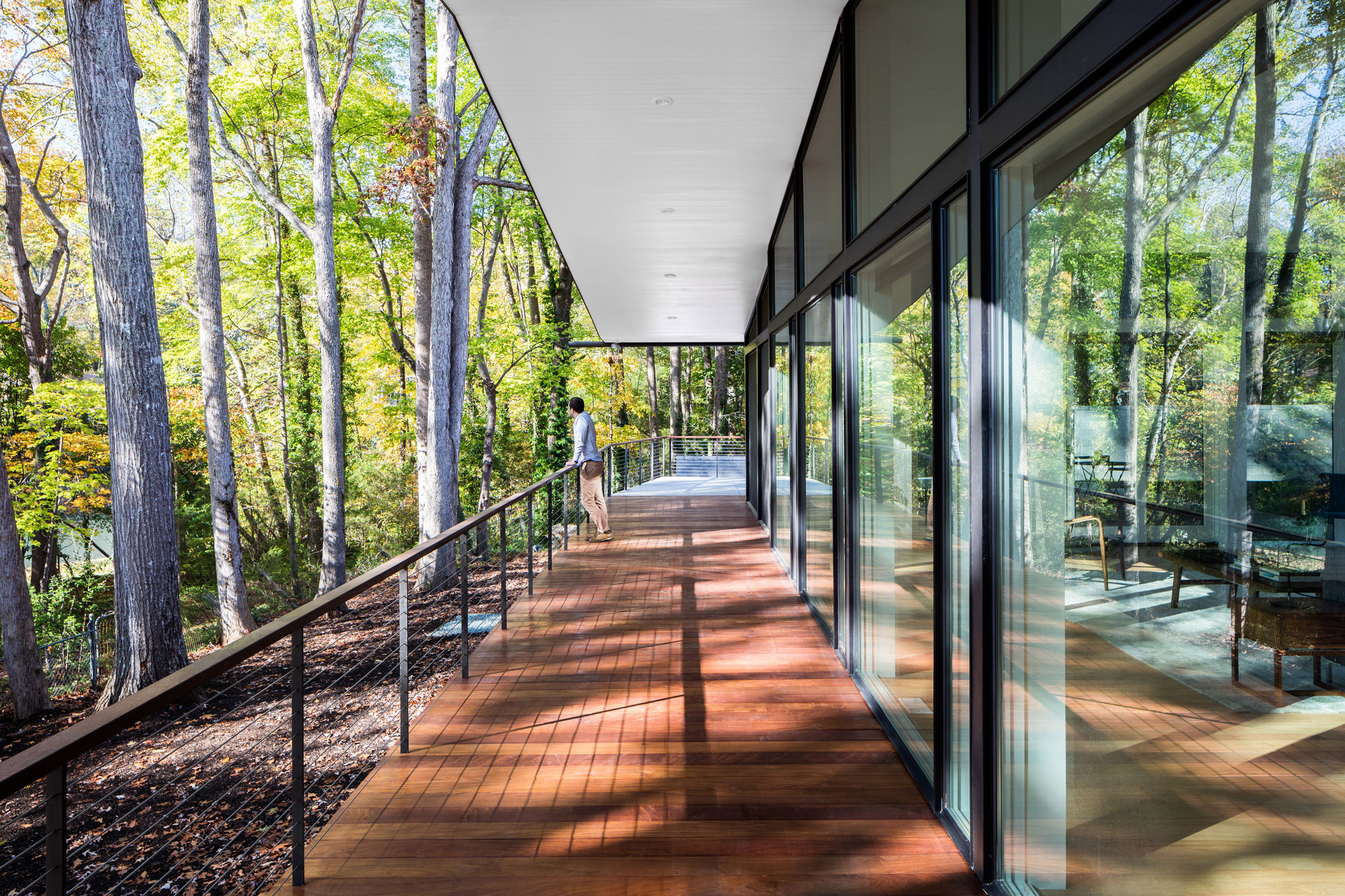 This House in North Carolina was Inspired by Mid-Century Architecture_4 mid-century architecture This House in North Carolina was Inspired by Mid-Century Architecture This House in North Carolina was Inspired by Mid Century Architecture 8