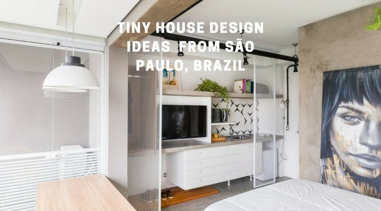 You Daily Dose of Small House Design Ideas w This São Paulo Flat