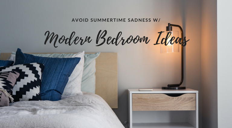 10 Modern Bedroom Ideas to Help You with Your Summertime Sadness_feat