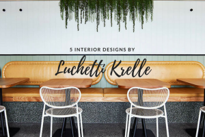 luchetti krelle interior designs, mid century modern restaurants, architecture and interior design, modern interior design ideas, mid century modern inspiration