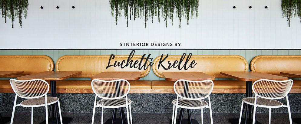 luchetti krelle interior designs, mid century modern restaurants, architecture and interior design, modern interior design ideas, mid century modern inspiration