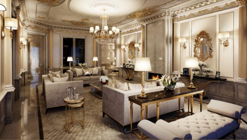 Merveilleux Luxury Design, Luxury Interior Design, Interior Design Companies, Luxury  House Design, One