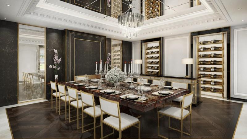 Luxury Design Interior Companies House One