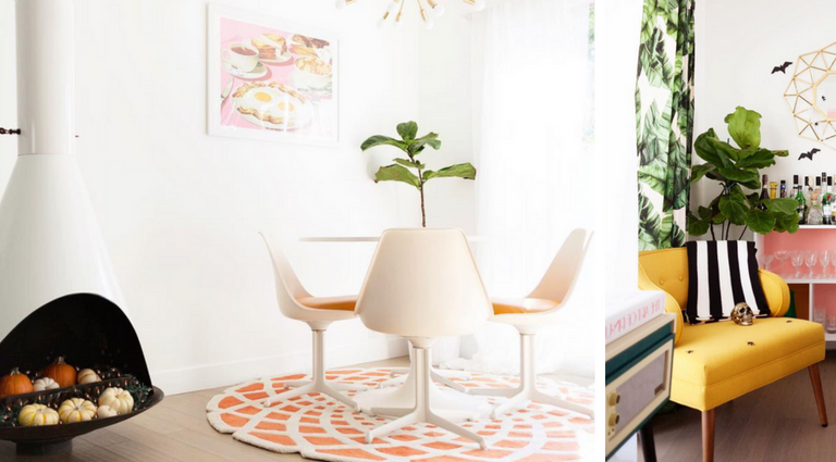 How to Decorate for Halloween If You're a Mid-Century Lover_feat