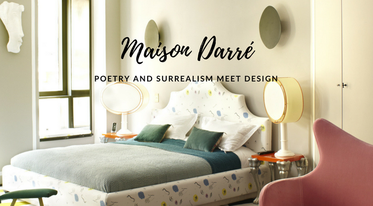 french designer, vincent darre, french interior designer, french fashion designer, maison darre, eclectic interior design