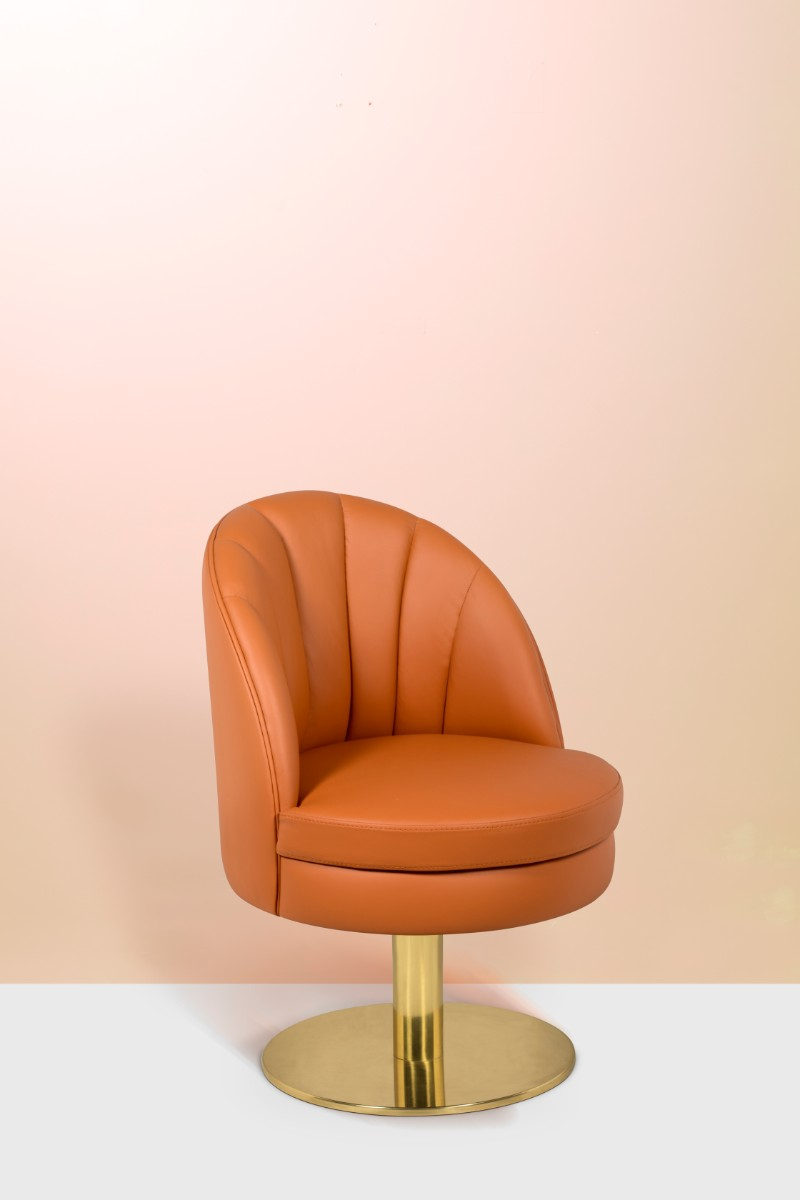 These Orange Dining Chairs Will Convince You to Go Mid-Century_1 orange dining chairs These Orange Dining Chairs Will Convince You to Go Mid-Century These Orange Dining Chairs Will Convince You to Go Mid Century 1 1