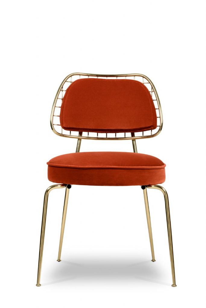 These Orange Dining Chairs Will Convince You to Go Mid-Century_1 orange dining chairs These Orange Dining Chairs Will Convince You to Go Mid-Century These Orange Dining Chairs Will Convince You to Go Mid Century 2 683x1024