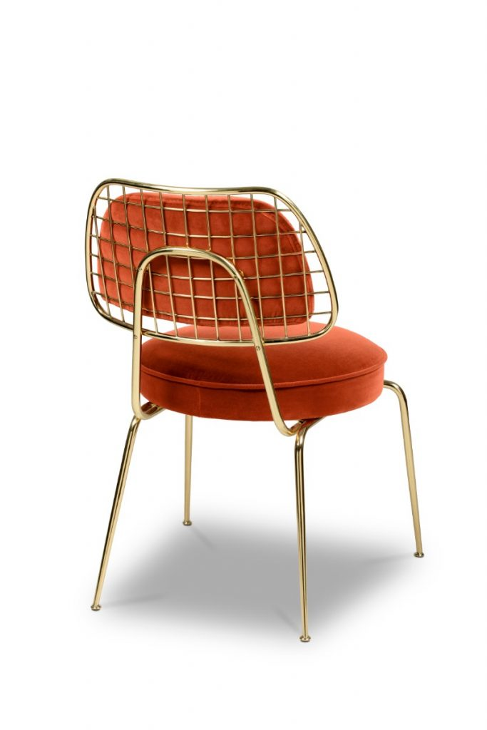These Orange Dining Chairs Will Convince You to Go Mid-Century_1 orange dining chairs These Orange Dining Chairs Will Convince You to Go Mid-Century These Orange Dining Chairs Will Convince You to Go Mid Century 3 683x1024
