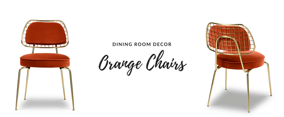These Orange Dining Chairs Will Convince You to Go Mid-Century_feat orange dining chairs These Orange Dining Chairs Will Convince You to Go Mid-Century These Orange Dining Chairs Will Convince You to Go Mid Century feat 994x410