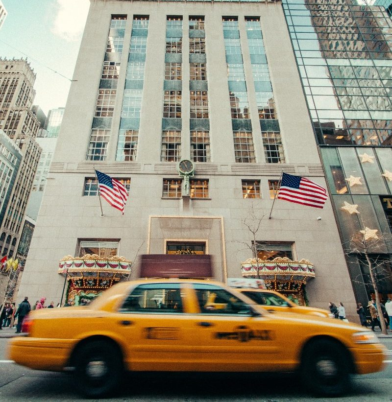Tiffany & Co. Fifth Avenue Flagship Is Up for Renovation!