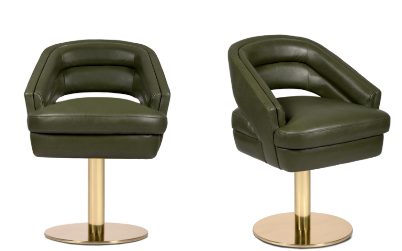 10 Mid-Century Leather Chairs That Will Solve All Your Decor Problems_1 mid-century leather chairs 10 Mid-Century Leather Chairs That Will Solve All Your Decor Problems 10 Mid Century Leather Chairs That Will Solve All Your Decor Problems 8