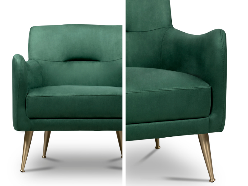 5 Cozy Modern Armchairs For A Magical And Comfy Winter