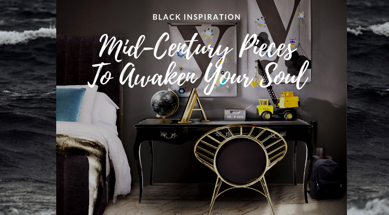Black Inspiration: The Mid-Century Pieces That Will Awaken Your Soul
