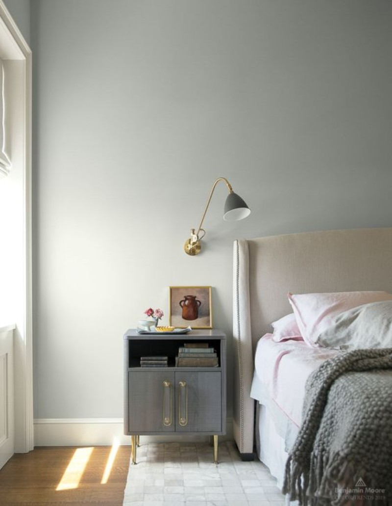 Color Of The Year 2019: Benjamin Moore Reveals Us The Awaited Trend