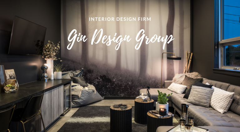 Gin Design Group Gives Us A New Vision On Interior Design