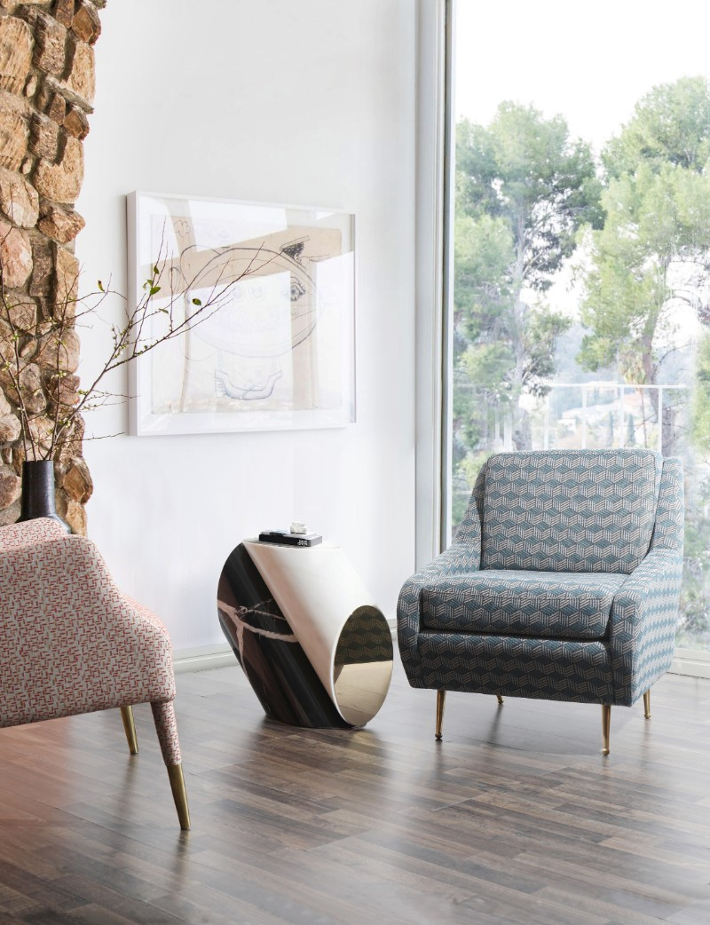 The Secret to Making a Mid-Century Table Work in a Contemporary Home_1 mid-century table The Secret to Making a Mid-Century Table Work in a Contemporary Home The Secret to Making a Mid Century Table Work in a Contemporary Home 2