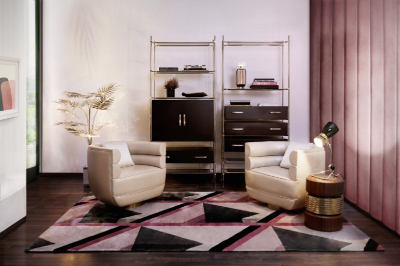 modern living room 5 Ways To Style Your Modern Living Room For The Holidays 5 Ways To Style Your Modern Living Room For The Holidays 4