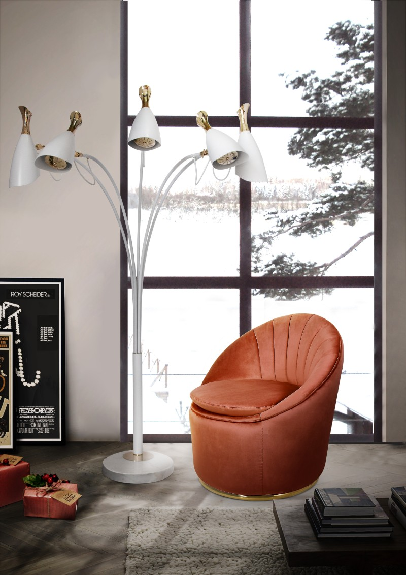 modern living room 5 Ways To Style Your Modern Living Room For The Holidays 5 Ways To Style Your Modern Living Room For The Holidays 5