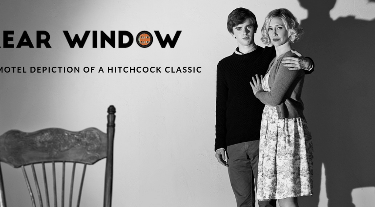Rear Window: Why We Love Bates Motel Depiction of a Hitchcock Classic