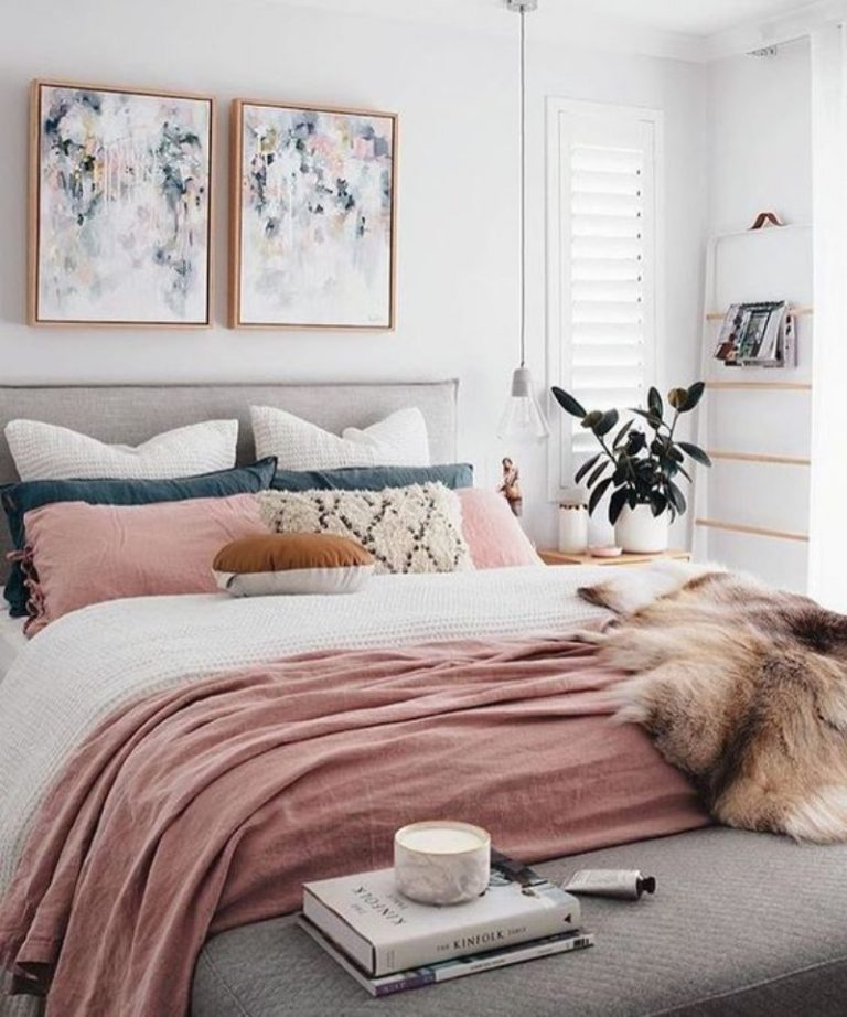 Miraculous 20 Best Ways To Decor Your Bedroom With A Scandinavian Design Download Free Architecture Designs Grimeyleaguecom