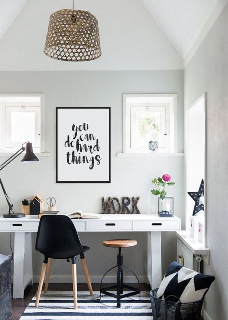 6 Inspirational Home Office Decor Ideas For 619