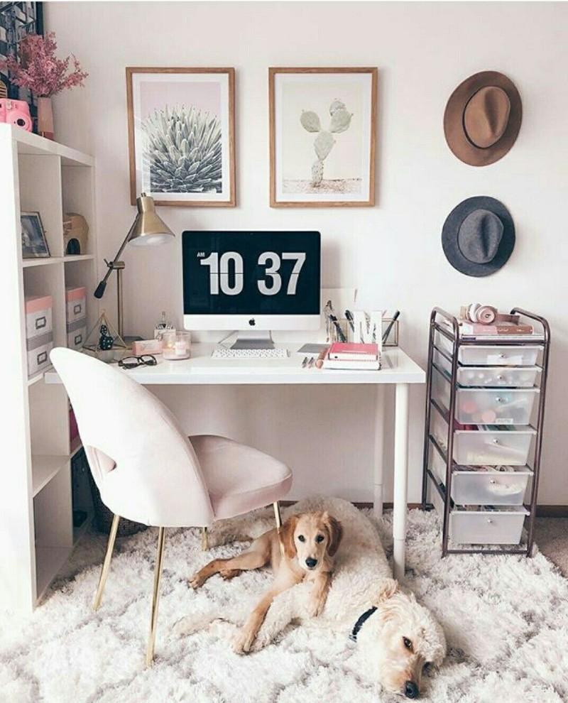 Home Office Decor Ideas For 2019