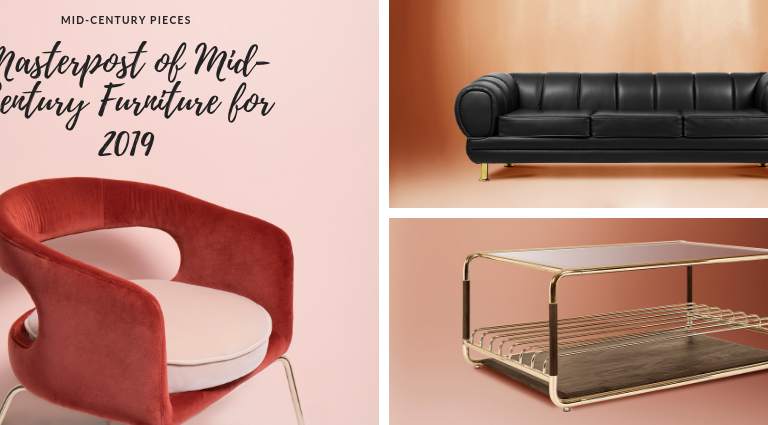 The Best Mid-Century Furniture Pieces For Your Home Decor In One Place