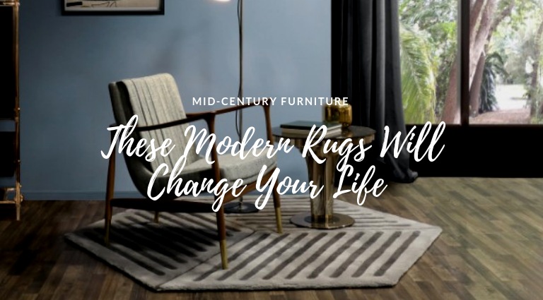 These Modern Rugs Will Change Your Life (And Your Home Decor)!