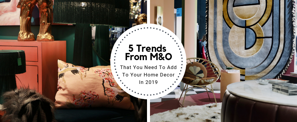 5 Trends From Maison Et Objet You Need In Your Home Decor In 2019 maison et objet 5 Trends From Maison Et Objet You Need In Your Home Decor In 2019 5 Trends From Maison Et Objet You Need In Your Home Decor In 2019 feat 994x410