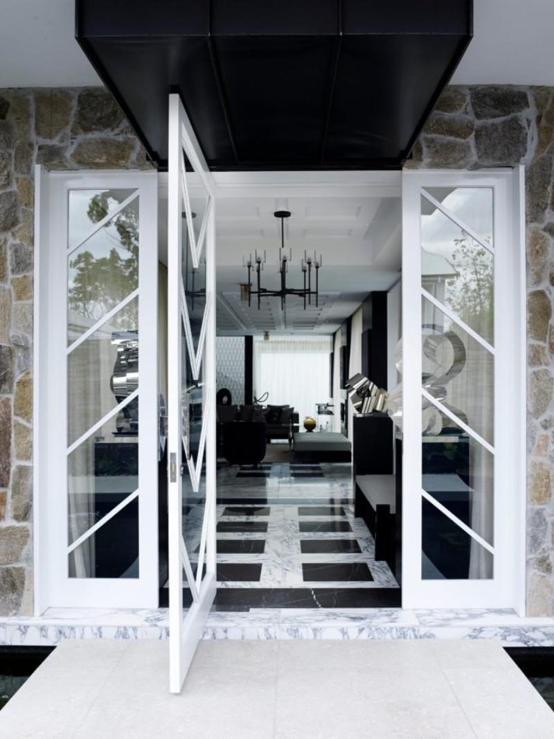 Dazzling Black And White Interior Design Ideas black and white interior design Dazzling Black And White Interior Design Ideas Dazzling Black And White Interior Design Ideas 1