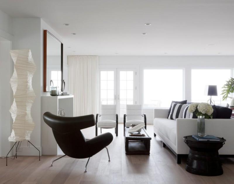black and white interior design Dazzling Black And White Interior Design Ideas Dazzling Black And White Interior Design Ideas 12