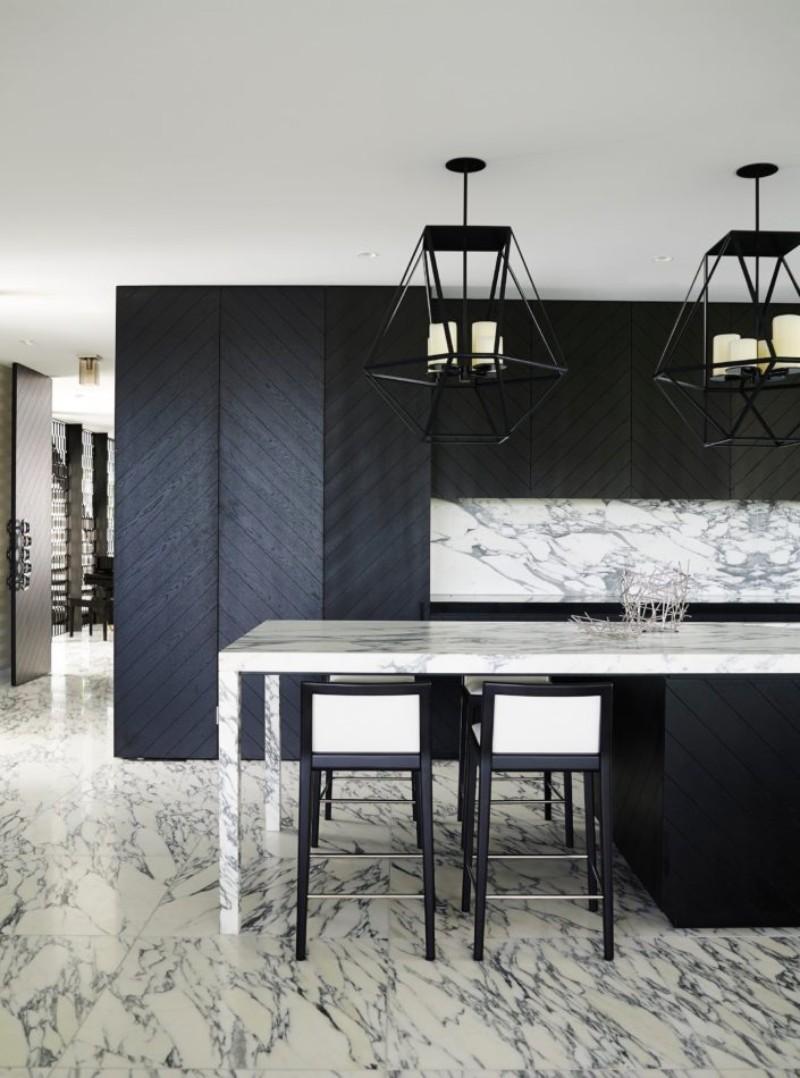 Dazzling Black And White Interior Design Ideas black and white interior design Dazzling Black And White Interior Design Ideas Dazzling Black And White Interior Design Ideas 2