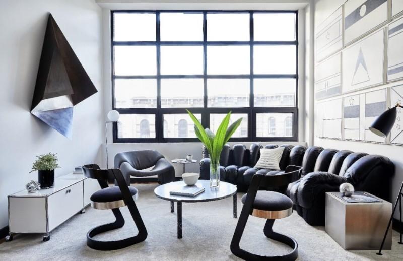Dazzling Black And White Interior Design Ideas black and white interior design Dazzling Black And White Interior Design Ideas Dazzling Black And White Interior Design Ideas 4