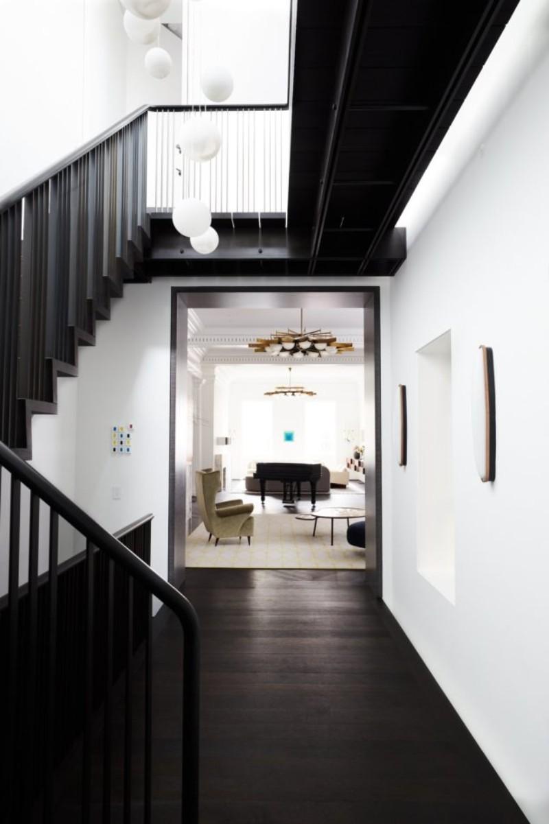 black and white interior design Dazzling Black And White Interior Design Ideas Dazzling Black And White Interior Design Ideas 7