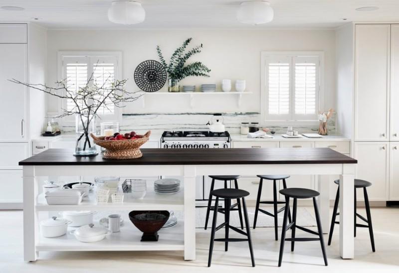 Dazzling Black And White Interior Design Ideas