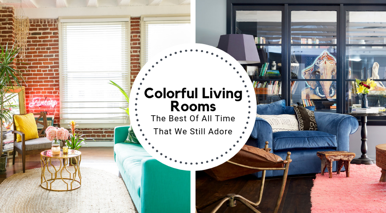 Amazing Colorful Living Rooms We Still Can't Get Over_feat