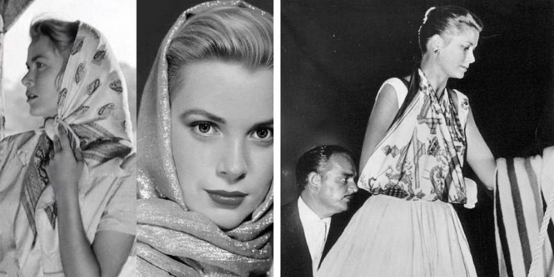 Fashion Trend Alert: Vintage Head Scarfs Are Back!