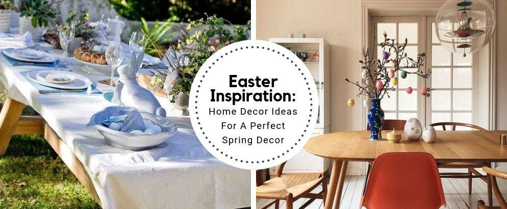 easter interior design ideas Easter Interior Design Ideas For A Perfect Spring Decor Easter Inspiration