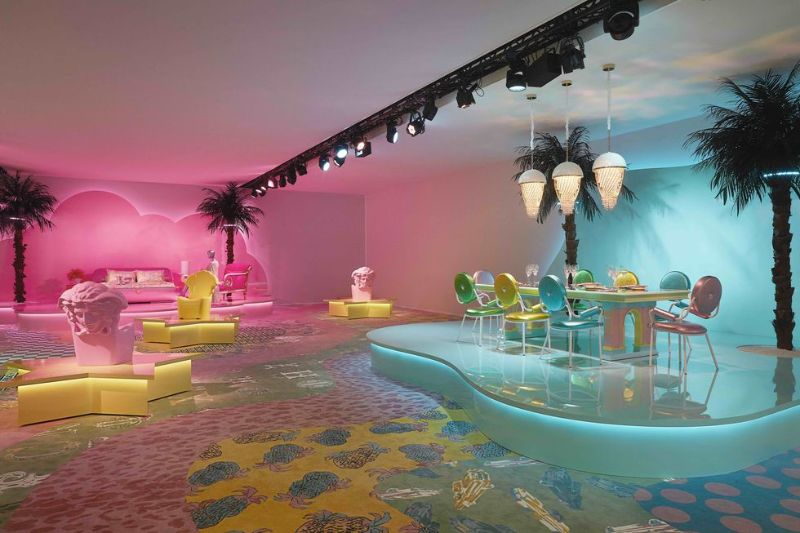 Milan Design Week Versace Steals Hearts With A Stunning Exhibition_3 milan design week Milan Design Week: Versace Steals Hearts With A Stunning Exhibition Milan Design Week Versace Steals Hearts With A Stunning Exhibition 3