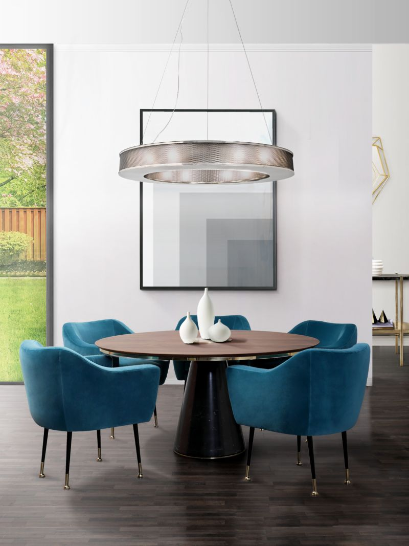 Get The Look: Mid-Century Suspension Lamps Are Back! mid-century suspension lamps Get The Look: Mid-Century Suspension Lamps Are Back! 1 1