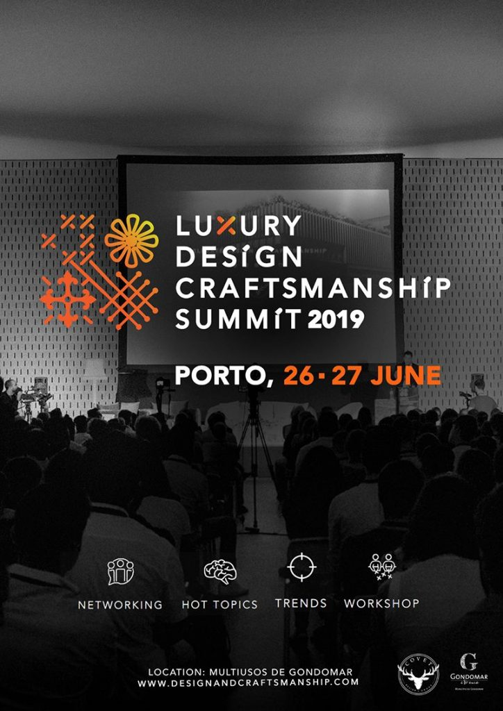 Luxury Design And Craftsmanship Summit Is Back For A 2nd Edition!