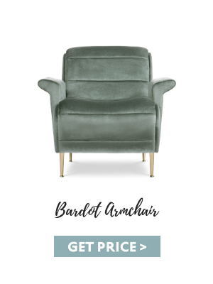 mid-century suspension lamps Get The Look: Mid-Century Suspension Lamps Are Back! bardot armchair 2